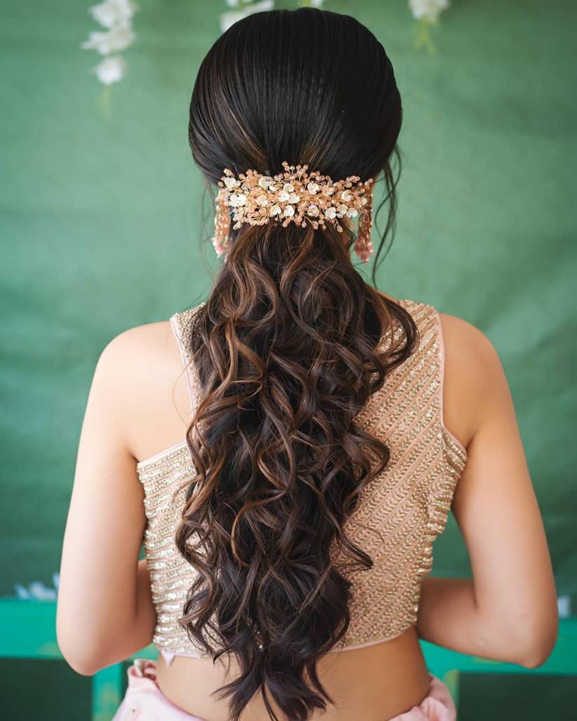 new hairstyle image by Simmy Makwana