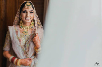 Look Stunning by Trying out These Latest Makeup Trends for Brides!