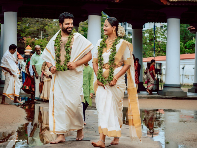 Know All About Kerala Traditional Dress More Than White & Gold
