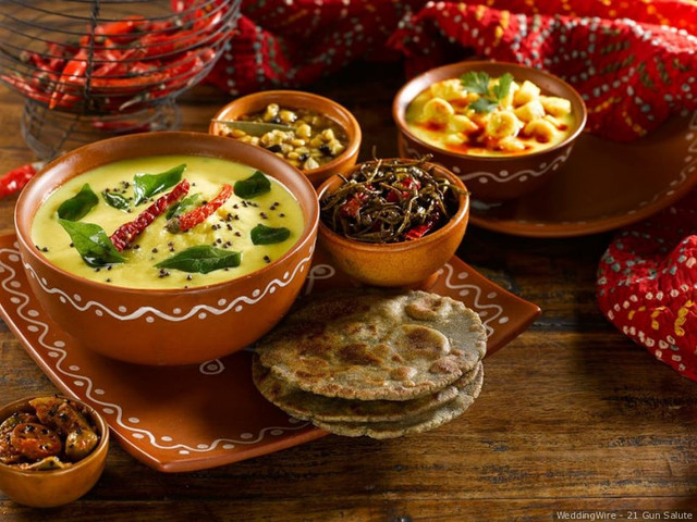 9 Lip-smacking Rajasthani Dishes for the D-day Dinner Menu
