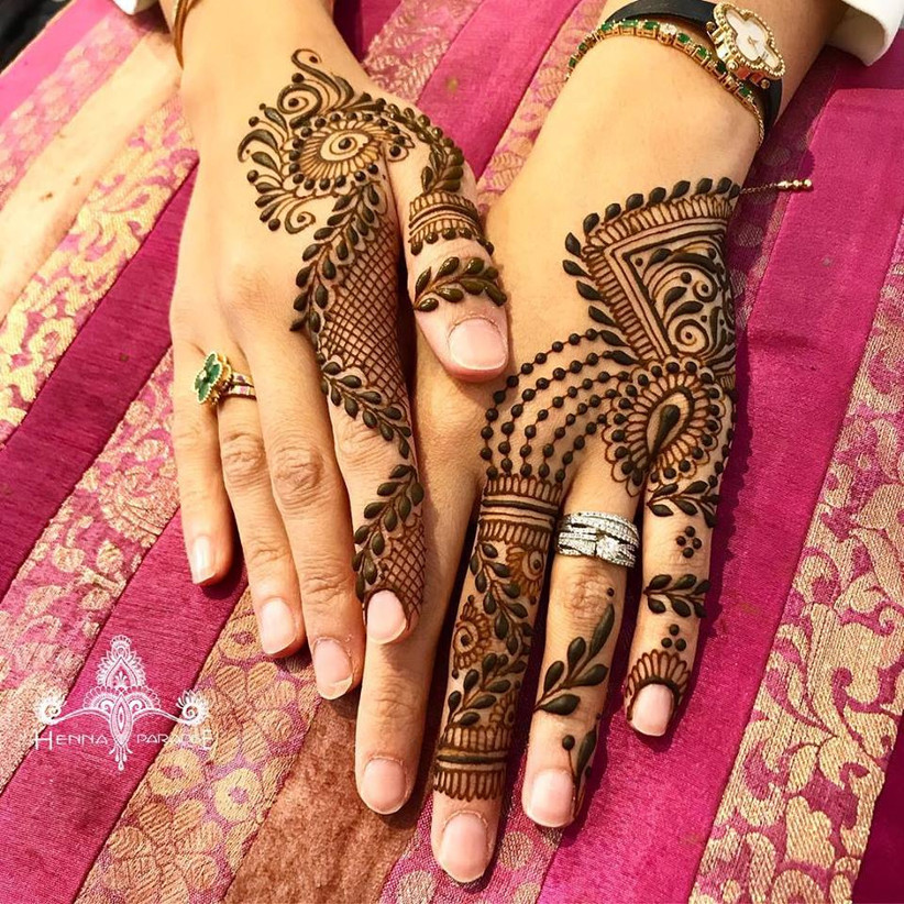 26bd08f41 70 Simple Mehndi Designs You Must Check Out Right Away