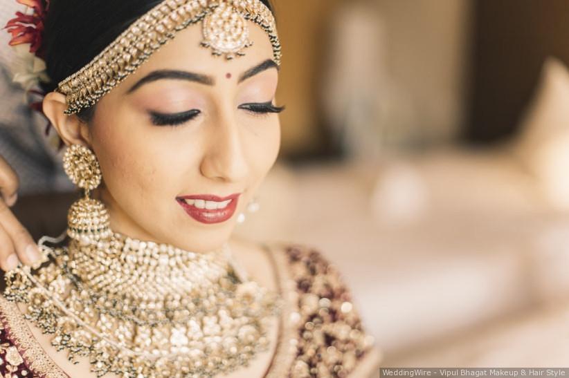 Vipul Bhagat Makeup & Hair Style