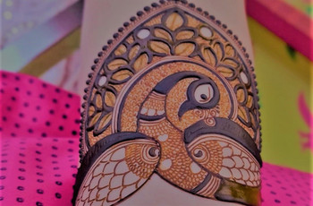 5 Shaded Mehndi Design Ideas to Add Visual Depth to Your Mehndi Look