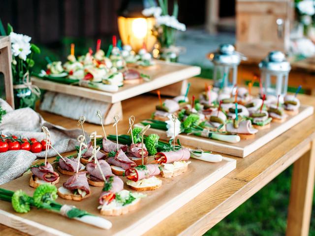 Decoding Winter Wedding 2021 Catering Trends