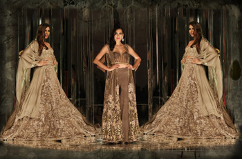 5 Designer Lehenga Choli By Manish Malhotra You Need In Your Closet This Wedding Season!