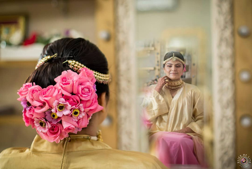 6 Juda Hairstyle Video Tutorials For Wedding Functions