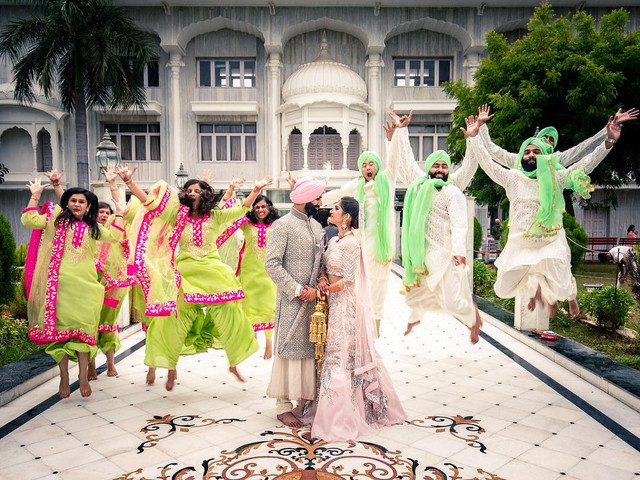 Watch These Western Dance Songs Videos Right Now for Your Sangeet