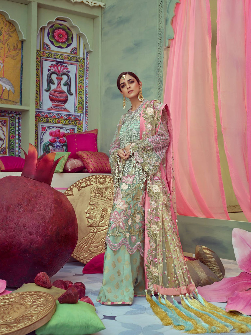 5 Quirky Pakistani Dress Design Ideas For The Wedding Season