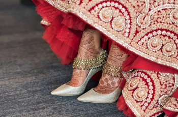 8 Gold Anklet Designs That Will Enhance Your Bridal Look!
