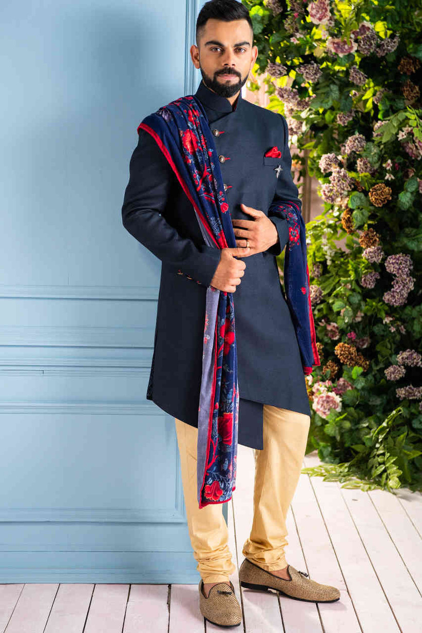 5 Indo-Western Dresses for Groom From