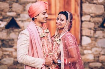 Delving into Priyanshu Painyuli and Vandana Joshi's Intimate Wedding Ceremony