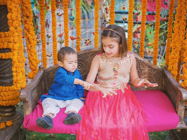 Pretty Designs of Lehengas for Kids That Are Adorable to the T