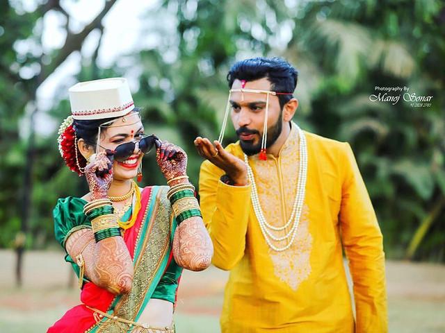 10 Real Brides that are Setting  Maharashtrian Bridal Look Goals!