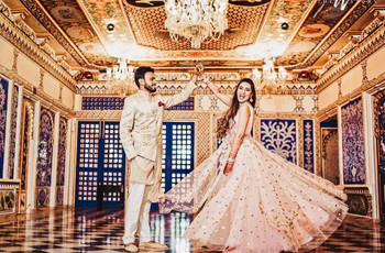 Engagement Dresses: Latest Indian Engagement Outfits for Brides to be