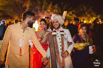 5 Sherwani Style Ideas For Grooms That You've Got To See Before Finalising Your Wedding Attire