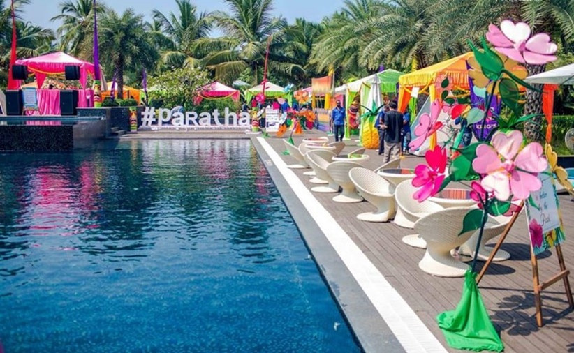 Pool Party Bachelorette Ideas