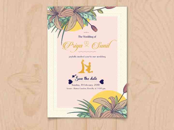 Go Green With These Chic Online Invitation Card Options And