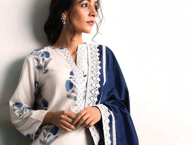 Latest Neck Designs for Punjabi Suits That'll Make You Look Bomb