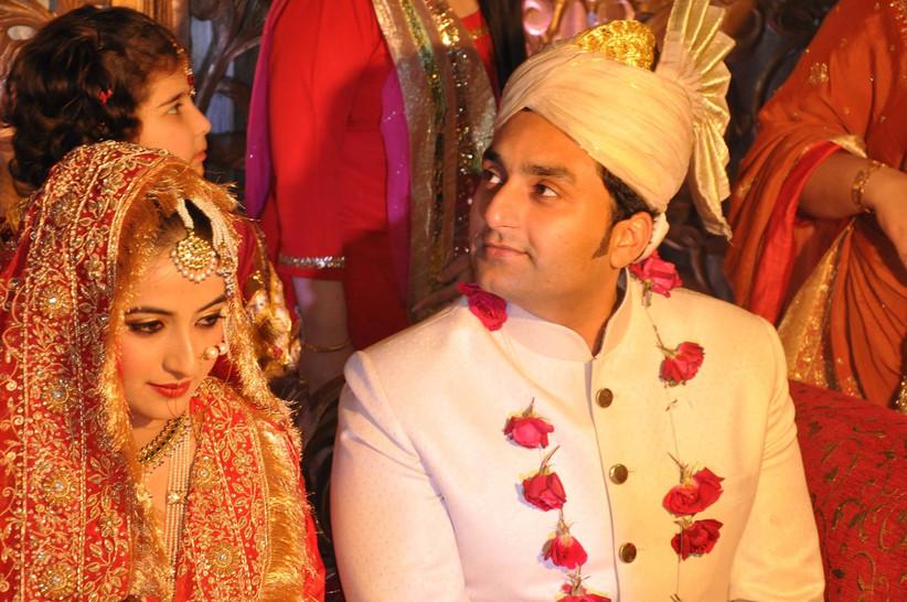 Photo muslim dulhan Brides Groom