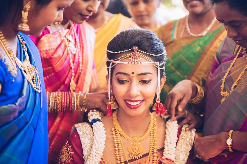Our Simple Telugu Bride Lookbook to Inspire You on Your D-day