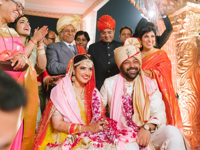 Get a Closer Look at the Royal Marwari Wedding Traditions