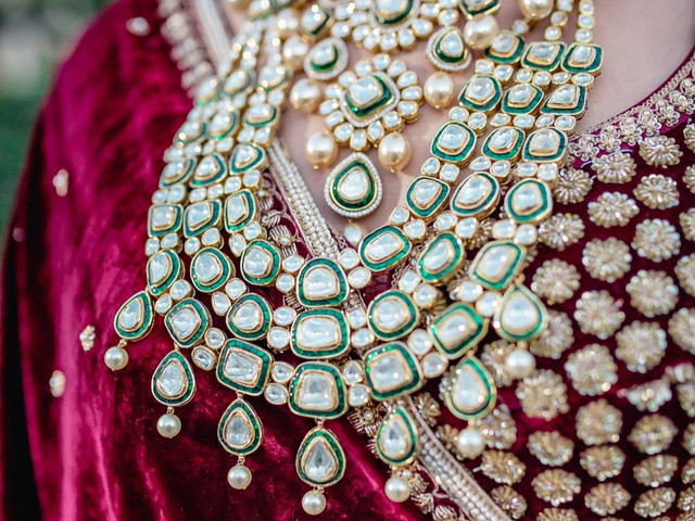 8 Traditional Necklace Ideas Which Will Work Splendidly As Bridal Baubles This Wedding Season