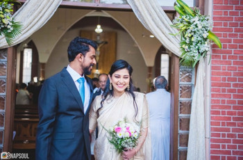 The Recipe for a Perfect Kerala Christian Wedding Is Right Here!