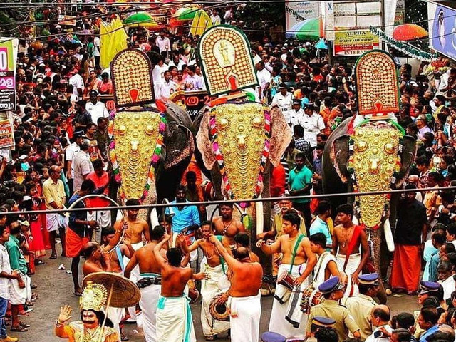 All About Onam Festival in India
