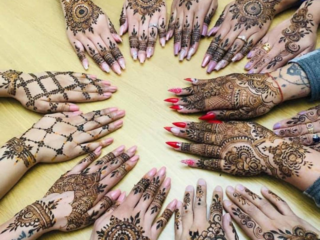11 Round Mehndi Designs That Can Help You Channel Your Inner Peace!