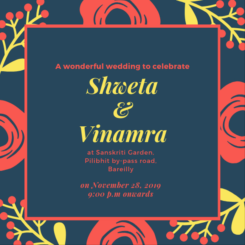Make Your Own Wedding Invites Ideas: Want To Create Your Own Wedding Invitations For Free? Here