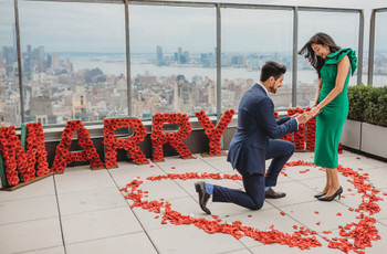 10+ Marriage Proposal at Home Ideas to Help You Seal the Deal