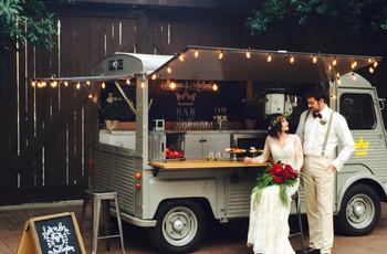 Hire Food Trucks in Delhi for a Lip-Smacking Spread & Wedding Feast