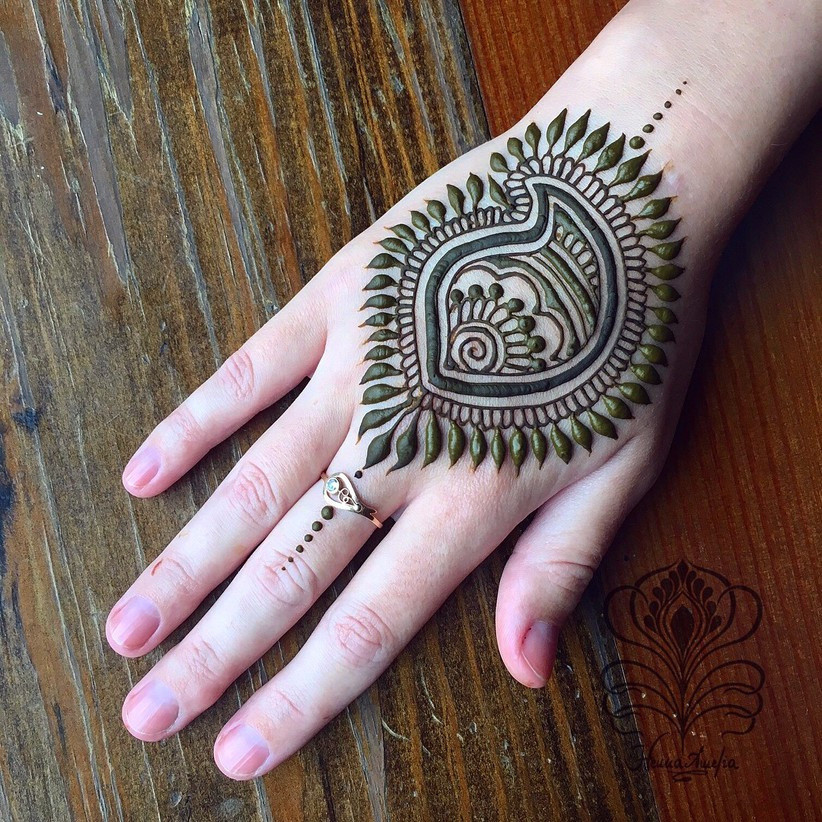 80 Lit Arabic Mehndi Designs Your Search Ends Here