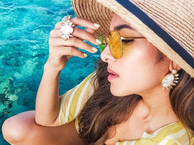 Easy DIY Honeymoon Makeup & All the Products You Need in Your Vanity