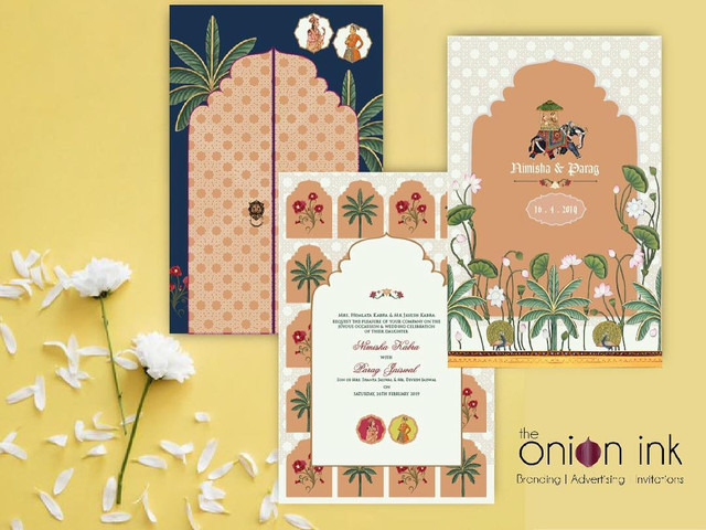 The A to Z Of Indian Wedding Invitation Wording Format