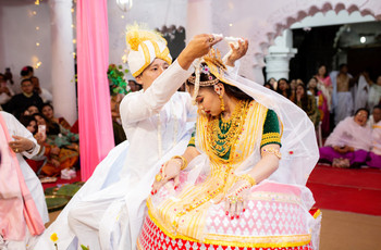 Decoding Manipuri Wedding: the Colours & Beauty of North East