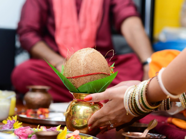 The Mangal Kalash! Lets Take a Deeper Look into This Important Wedding Item