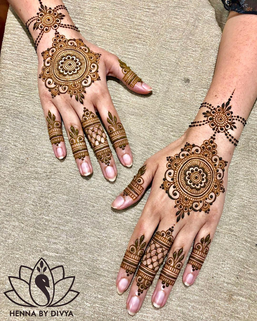 Stunning Eid Mehndi Designs To Flaunt At The Next Festive Party