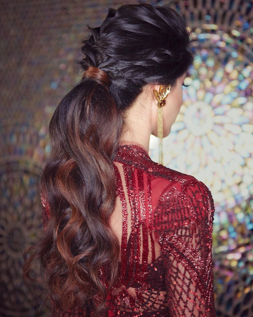 10 Modern Rad Party Wear Hairstyles You Need To See Today