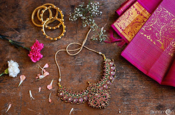Artificial Bridal Jewellery Sets with Price & The Reason Why These Are out of This World!