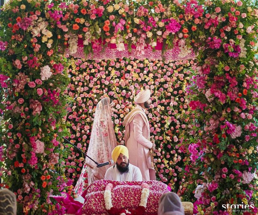 Guruduwara wedding pheras