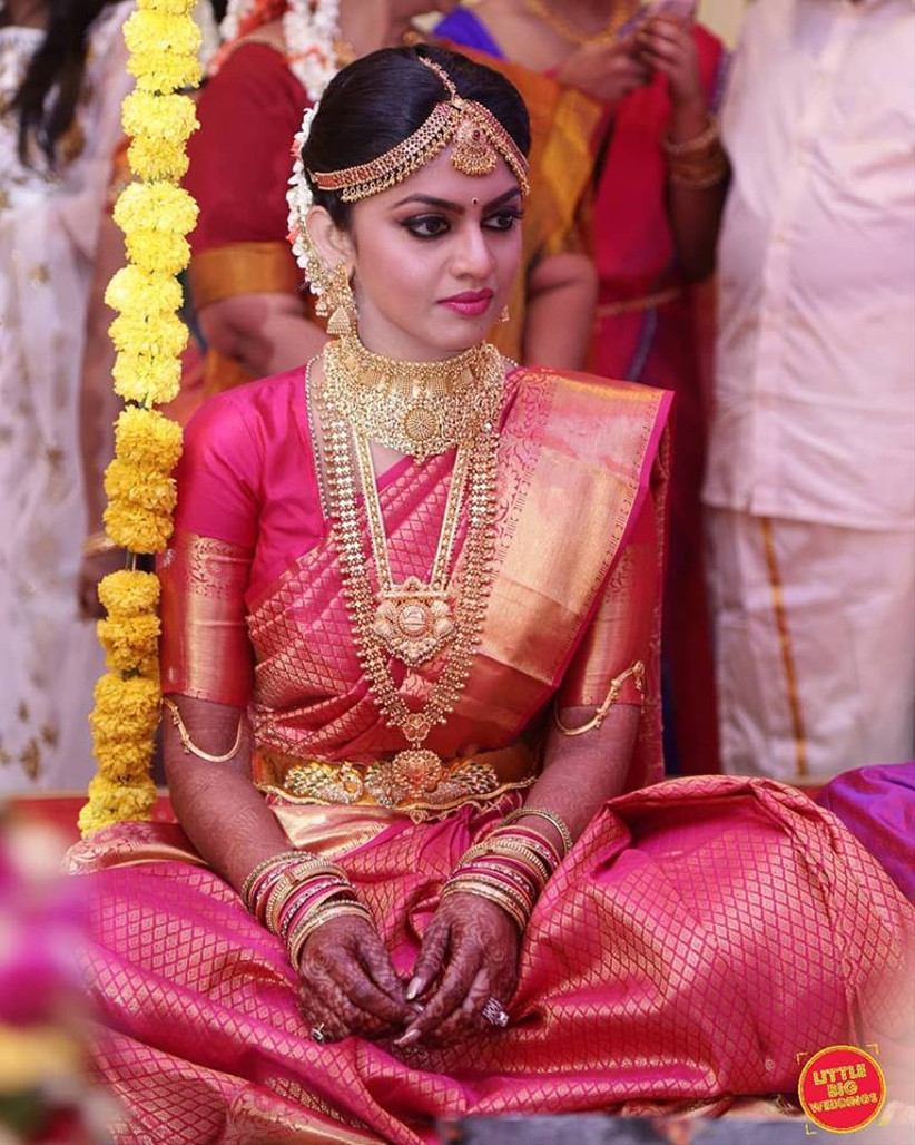 5 South Indian Gold Jewellery Designs With Price To Check Out During Your Bridal Research