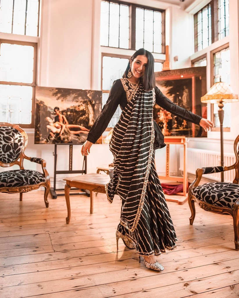 Indo Western Dresses For Ladies Blogger S Cue To Style Your D Day