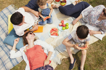 Top Picnic Spots to Celebrate This Valentine's Day With Family & Friends