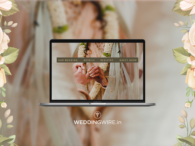 How to Create a Free Wedding Website on WeddingWire & Why?