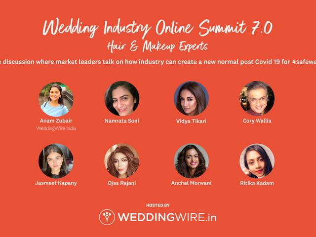 Takeaways From WeddingWire's Bridal Hair & Makeup Artists' Webinar