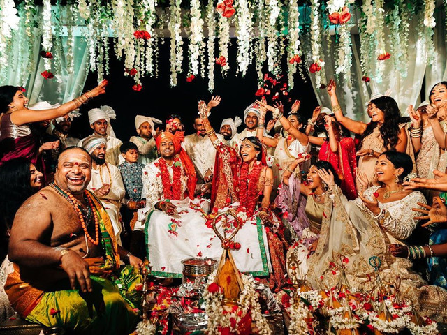 All You Need To Know About The Most Common Wedding Events in India