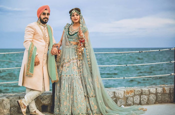 Planning a Punjabi Pre-Wedding Shoot? Here Are a Few Pictures That You Must Include!
