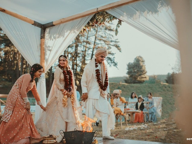 These Wedding Trends From 2020 Are Here to Stay in 2021