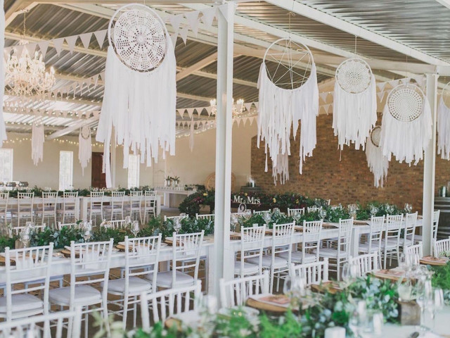 Up the Wedding Decor Game With These Unique Dreamcatcher Decor Ideas